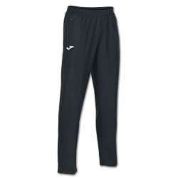 Joma Long Pants Microfiber Crew Black