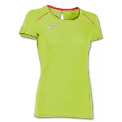 Joma T-Shirt VENUS LIME