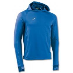 Joma Sweatshirt Hood Olimpia Royal