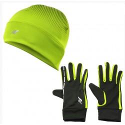 Czapka + rękawiczki Rucanor