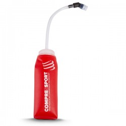 Compressport Soft Flask Ergo Flask 600 ml + krótka rurka