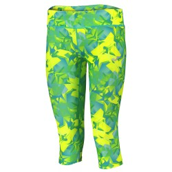 Joma Capri  Pants Tropical Yellow