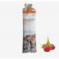 Squeezy Drink Żel Energetyczny Do Picia 60ml Malinowy