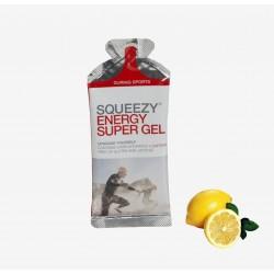 Squeezy Super Żel Energetyczny 33g Cytrynowy z kofeiną