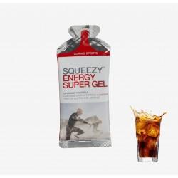 Squeezy Super Żel Energetyczny 33g Cola z kofeiną