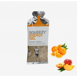 Squeezy Żel Energetyczny 33g brzoskwinia-pomarańcza