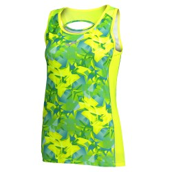 Joma Sleeveless T-Shirt Tropical Yellow
