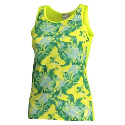 Joma Tank Top Tropical Yellow