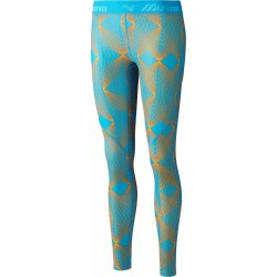 Mizuno Impulse Printed Long Tight Womens