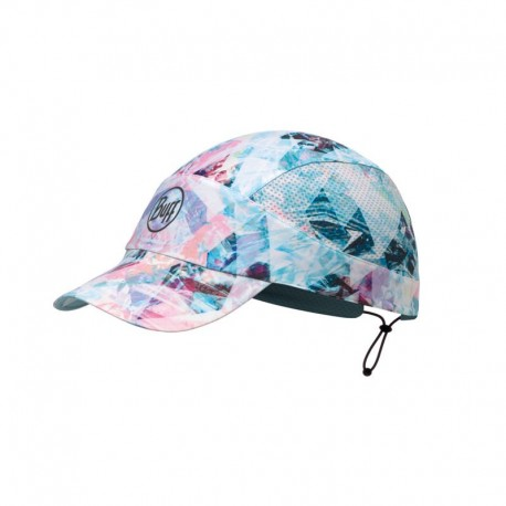 Buff Czapka Pack Run Cap R-Irised Aqua