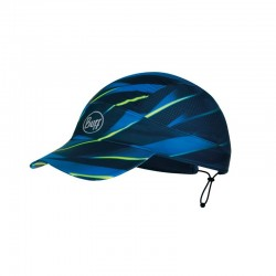 Buff Czapka Pack Run Cap R-FOCUS BLUE