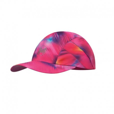 Buff Czapka Pro Run Cap R-SHINING PINK