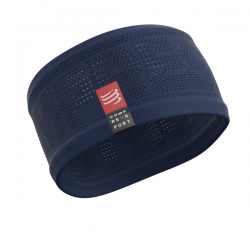 Compressport Headband V2 On/Off - Granatowa
