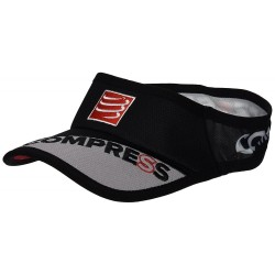 Compressport Ultralight Visor daszek czarny